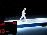 Этап Кубка мира по фехтованию на саблях среди мужчин «Московская сабля»